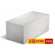 Газобетон Ju-Ton D500 Базис 300х200х600