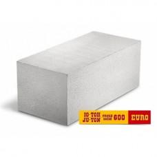 Газобетон Ju-Ton D600 Солид 300х200х600