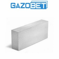 Газобетон GazoBET (Газобет) 160х240х600