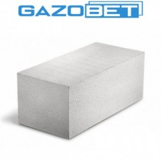 Газобетон GazoBET (Газобет) 600х240х600