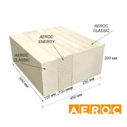 Газобетон Aeroc Energy Plus