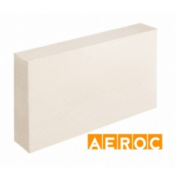 Газобетон Aeroc D400 100x200x610