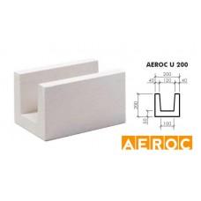 Aeroc-U-blok 280x200x500