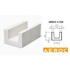 Aeroc-U-blok 250x200x500