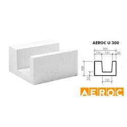 Aeroc U-blok 300x200x500