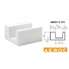 Aeroc-U-blok 375x200x500