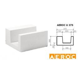 Aeroc U-blok 375x200x500