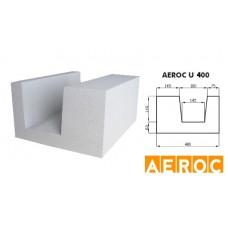 Aeroc-U-blok 400x200x500