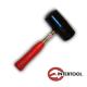 INTERTOOL молоток резиновый 680 г, 80 мм