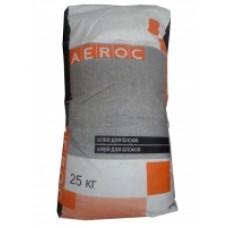 AEROC клей для газоблока
