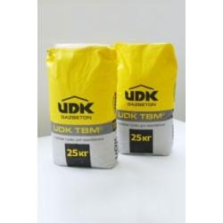 UDK клей для газоблока