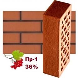 Клинкерный кирпич ЕВРОТОН Бордо