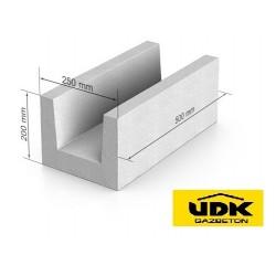 UDK U-block - 250x200x500