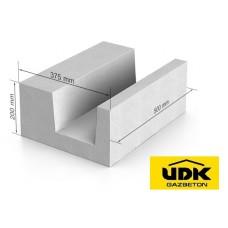 UDK U-block - 375x200x500