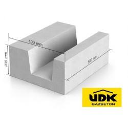 UDK U-block - 400x200x500