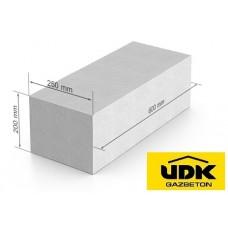 Газобетон UDK D400 250x200x600
